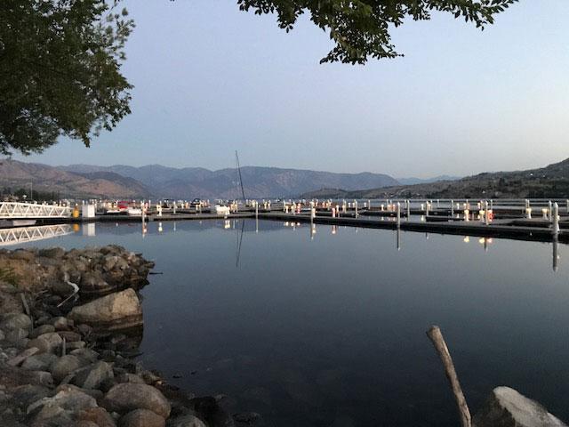 Home Sunset Marina Lake Chelan