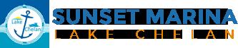 Sunset Marina Lake Chelan Logo